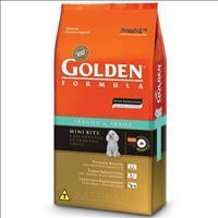 Ração Premier Golden Formula Cães Adultos Frango e Arroz Mini Bits - 3kg