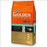 Ração Premier Golden Formula Cães Adultos Frango e Arroz Mini Bits Ração Premier Golden Formula Cães