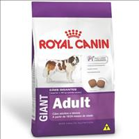 Ração Royal Canin Giant Adult para Cães Gigantes Adultos ou Idosos de 18/24 Meses de Idade - 15 Kg