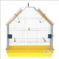 Gaiola Alpes Duplex - Amarelo