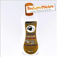 Shampoo Pet Life Clareador - 500 ml