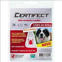 Certifect para Cães de 40 a 60kg