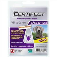 Certifect para Cães de 20 a 40kg
