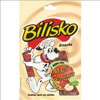 Bifinho Bilisko Snacks Cão Maçã e Cenoura - 65gr