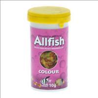 Ração Allfish Colour - 10gr