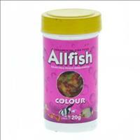 Ração Allfish Colour - 20gr