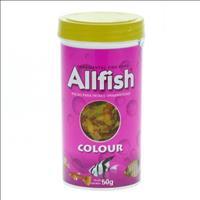 Ração Allfish Colour - 50gr