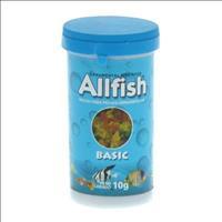 Ração Allfish Basic - 10gr