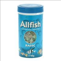 Ração Allfish Basic - 50gr