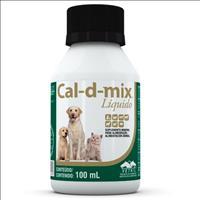 Suplemento Vetnil Cal-D-Mix Líquido - 100ml