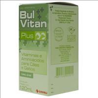 Bulvitan Plus Complexo Vitamínico - 120ml