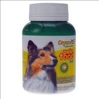 Organnact Pele Food Tabs - 20 comprimidos