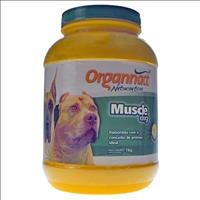 Organnact Muscle Aminoácidos + Probiótico - 1kg