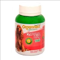 Organnact Cromo Dog Tabs - 30 tabletes