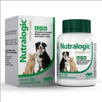 Suplemento Vetnil Nutralogic - 60 Comprimidos