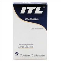 ITL Itraconazol ITL 100 Itraconazol - 10 Cápsulas