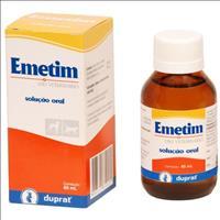 Emetim Solução Oral - 60ml