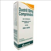 DuoTrill 50mg - 10 comprimidos