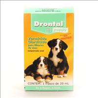 Vermífugo Drontal Puppy - Frasco 20ml