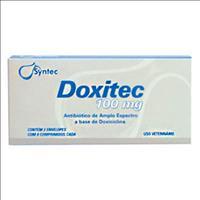 Doxitec 100mg - 16 comprimidos