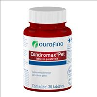 Condromax Frasco - 30 Tabletes