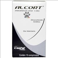 Alcort 5mg - 10 comprimidos
