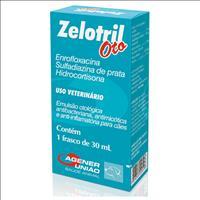 Zelotril Oto Frasco - 30ml