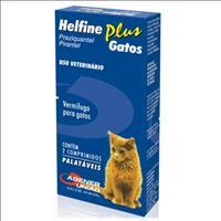 Helfine Plus para Gatos - 2 comprimidos