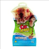 Petisco Total Cat Licious Anti Odor - 40gr