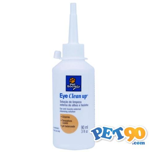 Eye Clean Up Limpeza da Região Periocular - 90ml