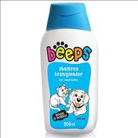 Shampoo Pet Society Beeps sem Sal - 500 mL Shampoo Pet Society Beeps sem Sal de 500 mL - Branqueador