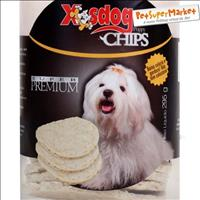 Xisdog Osso Puppy Chips Pote - 295gr