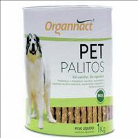 Organnact Pet Palitos Ossinhos Probiótico - 1kg