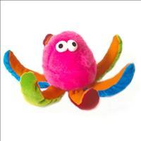 Brinquedo Chalesco Octopus de Pelúcia