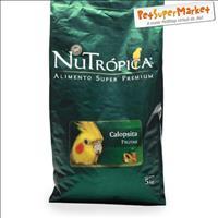 Ração Nutrópica com Frutas para Calopsita - 5kg