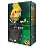 Ração Nutrópica com Frutas para Calopsita - 900gr