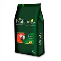 Ração Nutrópica com Frutas para Arara - 5kg