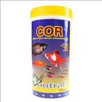 Ração Nutral Plus Cor - 50gr