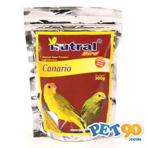 Nutral Bird Canário - 300gr