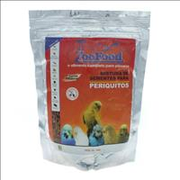 Mistura de Sementes para Periquitos Zoofood - 500g