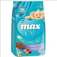 Ração Total Max Cat Cordeiro e Frango para Gatos Filhotes - 1kg