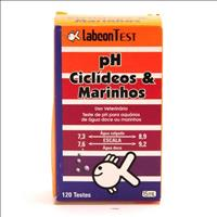 Labcon Test pH Ciclídeos e Marinhos - 15ml