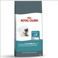 Ração Royal Canin Intense Hairball para Gatos Adultos - 400 g