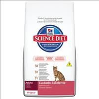 Ração Hills Science Diet Feline Adulto Cuidado Excelente - 3kg