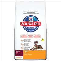 Ração Hills Science Diet Adulto Light Original  - 7,5kg