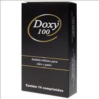Doxy 100 - 14 comprimidos