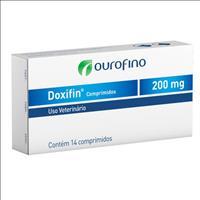 Doxifin 200mg - 14 comprimidos