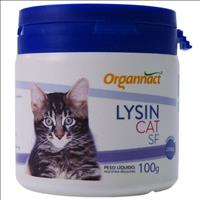 Suplemento Organnact Cat Lysin SF - 100gr