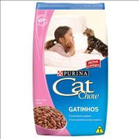 Ração Nestlé Purina Cat Chow Gatinhos - 1kg