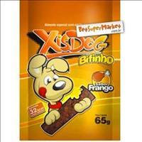 Xis Dog Bifinho Frango - 65gr